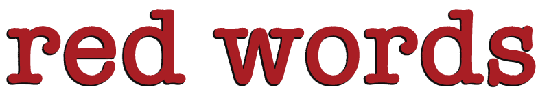The Official Site of Red Words - NY Based Contemporary Christian ...